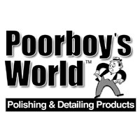 Poorboy's World Detailing Products