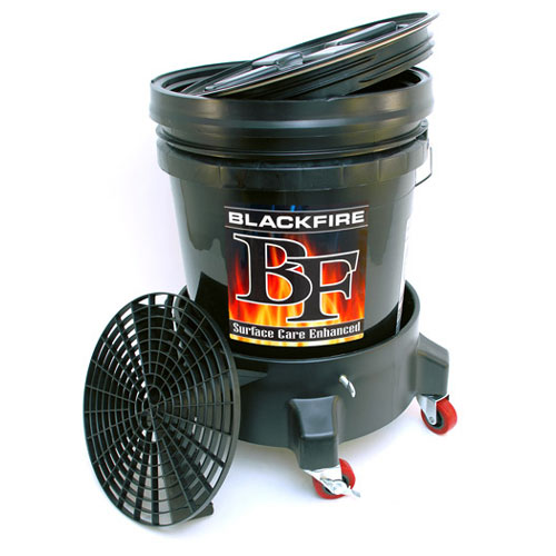 Blackfire Complete Car Wash Bucket Kit