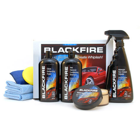 Blackfire Midnight Sun Complete Kit