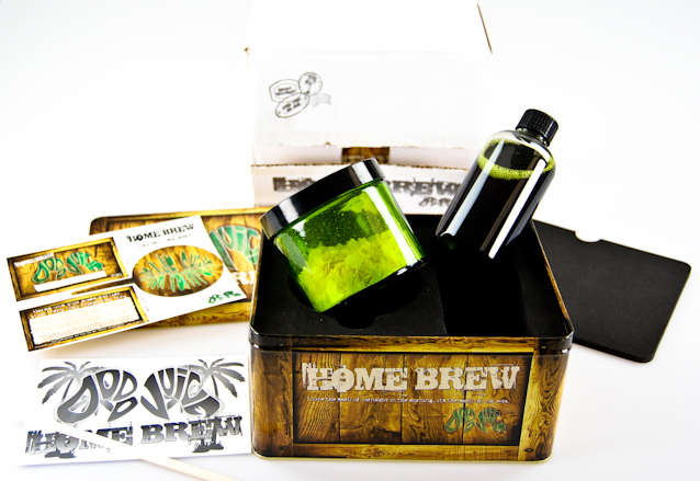 Dodo Juice Home Brew Premium Wax Kit