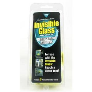 Stoner Invisible Glass Reach and Clean Tool - Replacement Bonnets