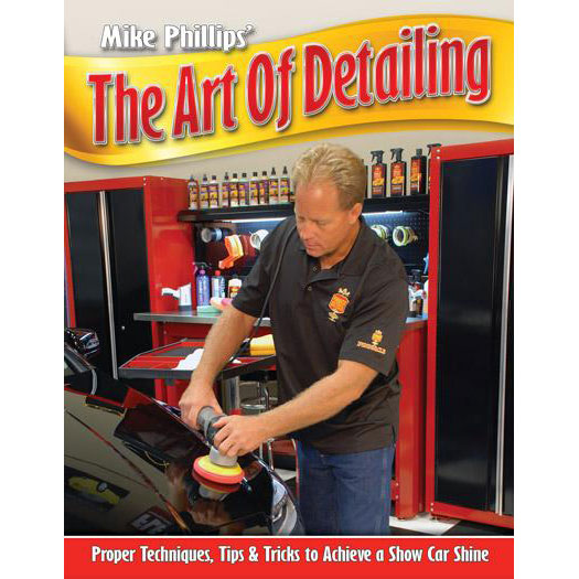 Mike Phillips' - The Art of Detailing Book