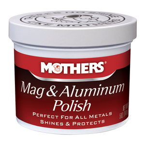 Mothers Mag and Aluminium Polish - 5oz