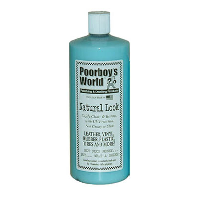 Poorboy's Natural Look Dressing 16oz