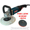 Silverline Silverstorm Rotary Polisher - Free Backing Plate