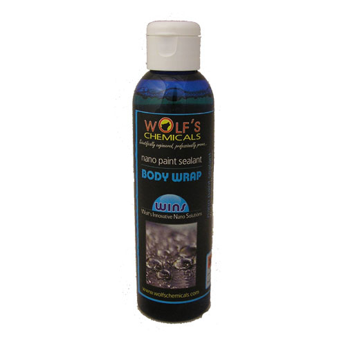 "Wolf's Chemicals ""Body Wrap"" Paint Sealant"