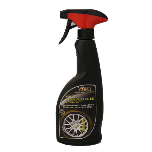 Wolf's Chemicals Nano Wheel Cleaner - 500ml