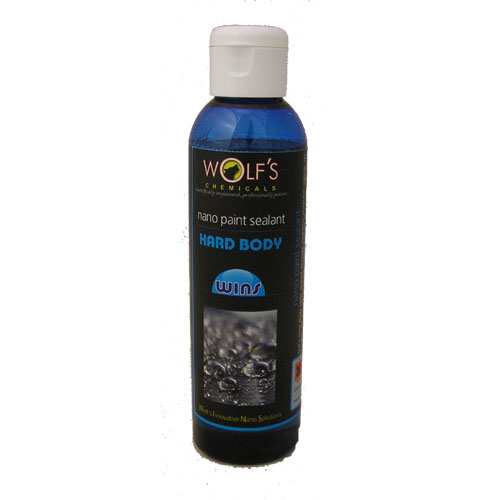 "Wolf's Chemicals ""Hard Body"" Paint Sealant"