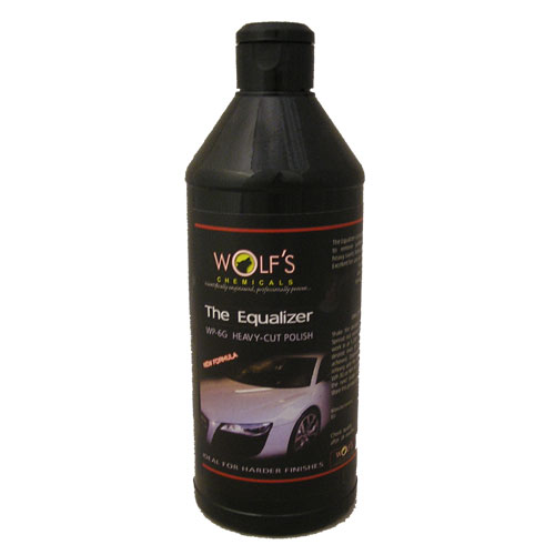 Wolf's Chemicals WP-6G Heavy-Cut Compound - 500ml