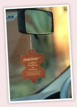 Gliptone Leather Air Freshener