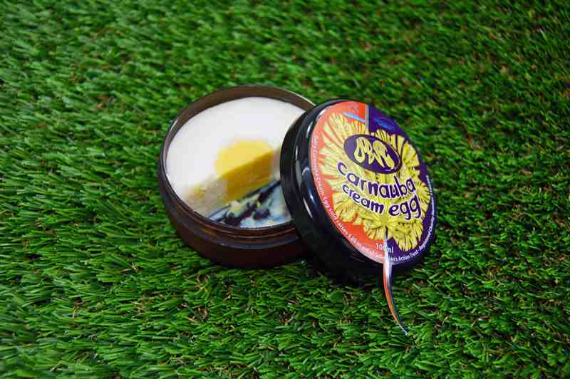 Dodo Juice Carnauba Cream Egg