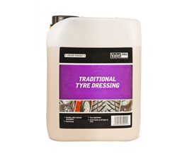 Valet Pro Tradition Tyre Dressing - 5 Litre