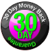 30-Day Moneyback Guarantee